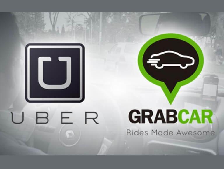 uber & grabcar