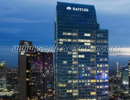 Hotel Rafles jakarta