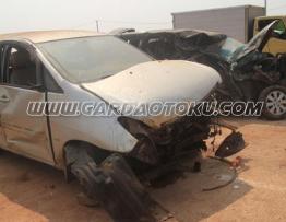 Mobil Kecelakaan Toll cipali